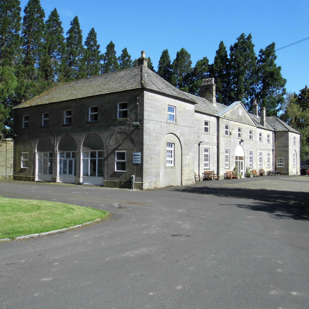 50 years of shelter and support minsteracres for Retreat house